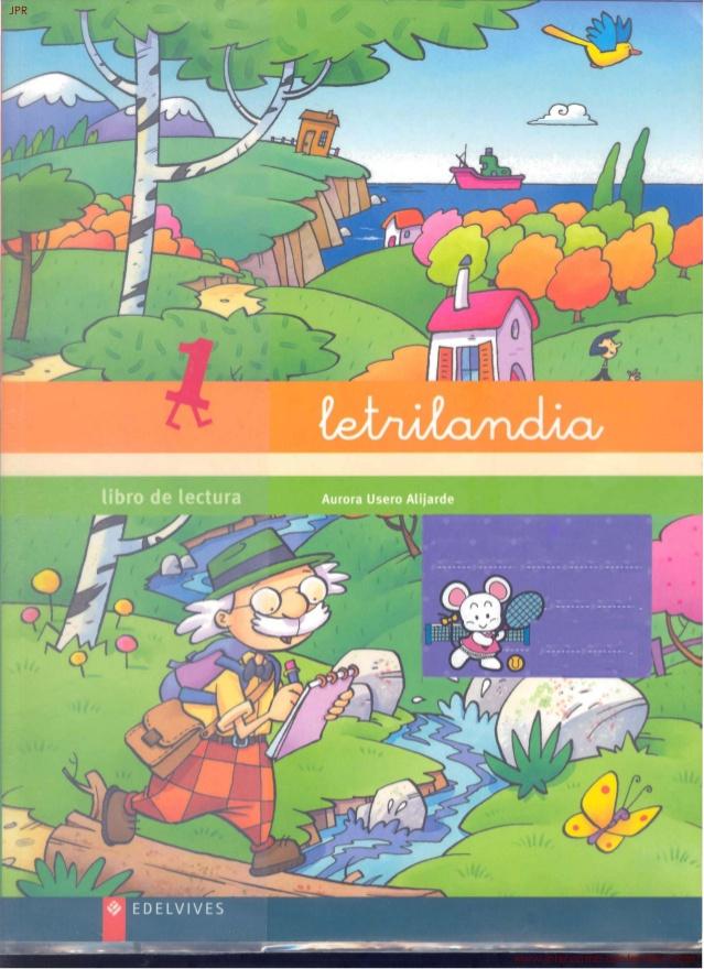 CARTILLA LECTURA LETRILANDIA 1