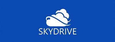 ¿Qué es SkyDrive?