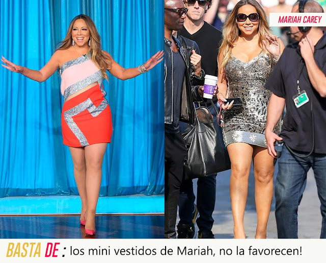 mariah carey dress vestido curvy style