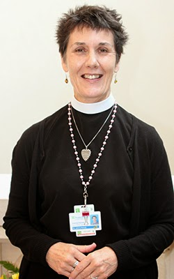 The Rev Joanne Davies