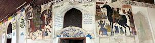 چهار پادشاهان در لاهیجان از مجموعهای از مقابر و مسجد متّصل به آن شكل گرفته است.