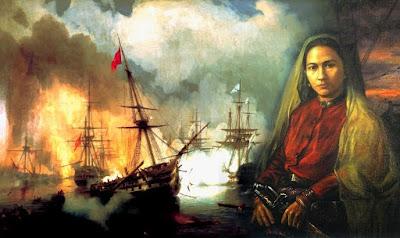 Malahayati, primeira mulher almirante em El Mundo