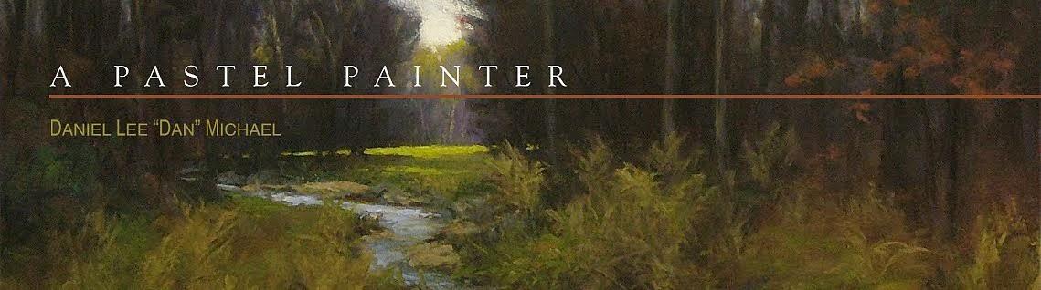 A Pastel Painter