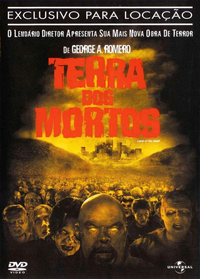Filme Terra Dos Mortos Dublado AVI DVDRip