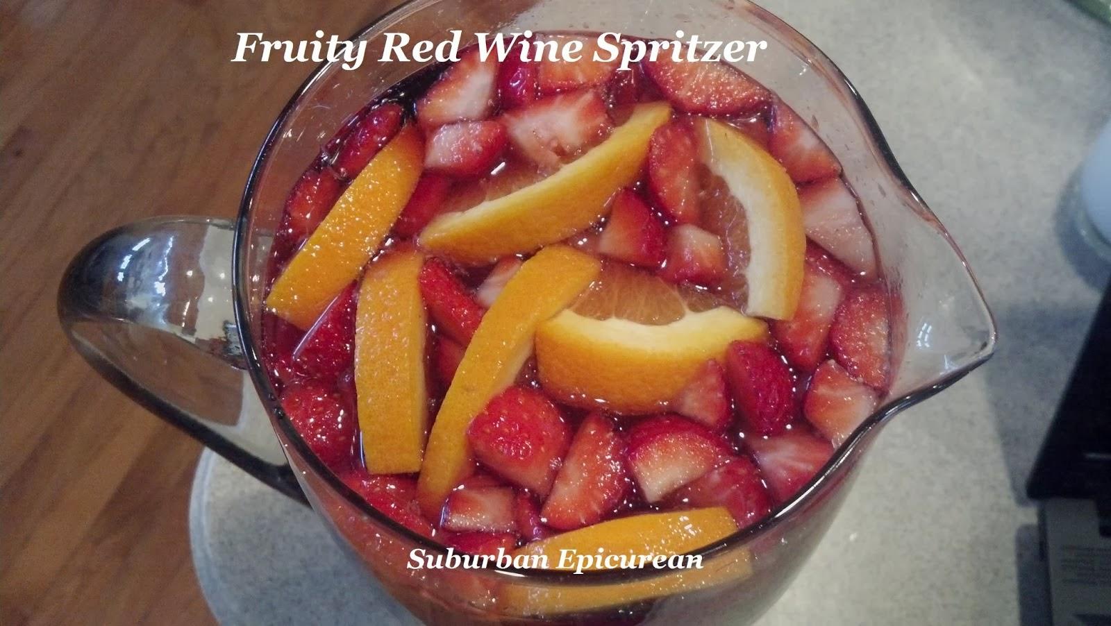 http://suburbanepicurean.blogspot.com/2013/03/fruity-red-wine-spritzer.html