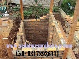 Jasa Pembuatan Septic tank Call 031 72926111