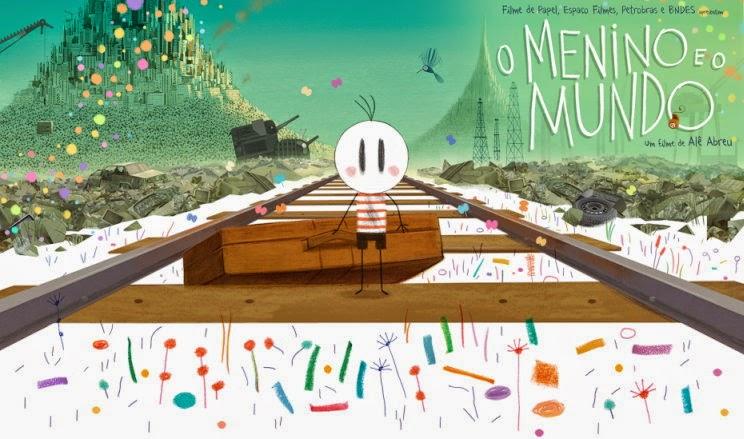film del milano film festival scelti per voi: O Menino e O Mundo