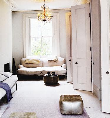arredamento danno luce e respiro a questo interno di Chelsea a Londra ...