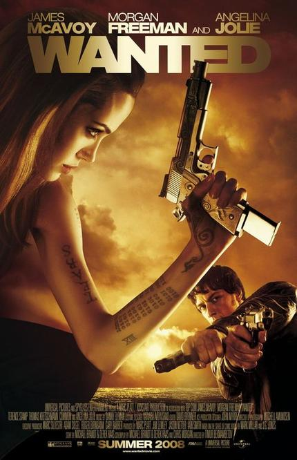 Wanted (2008) BRRip XviD AC3-KiNGS