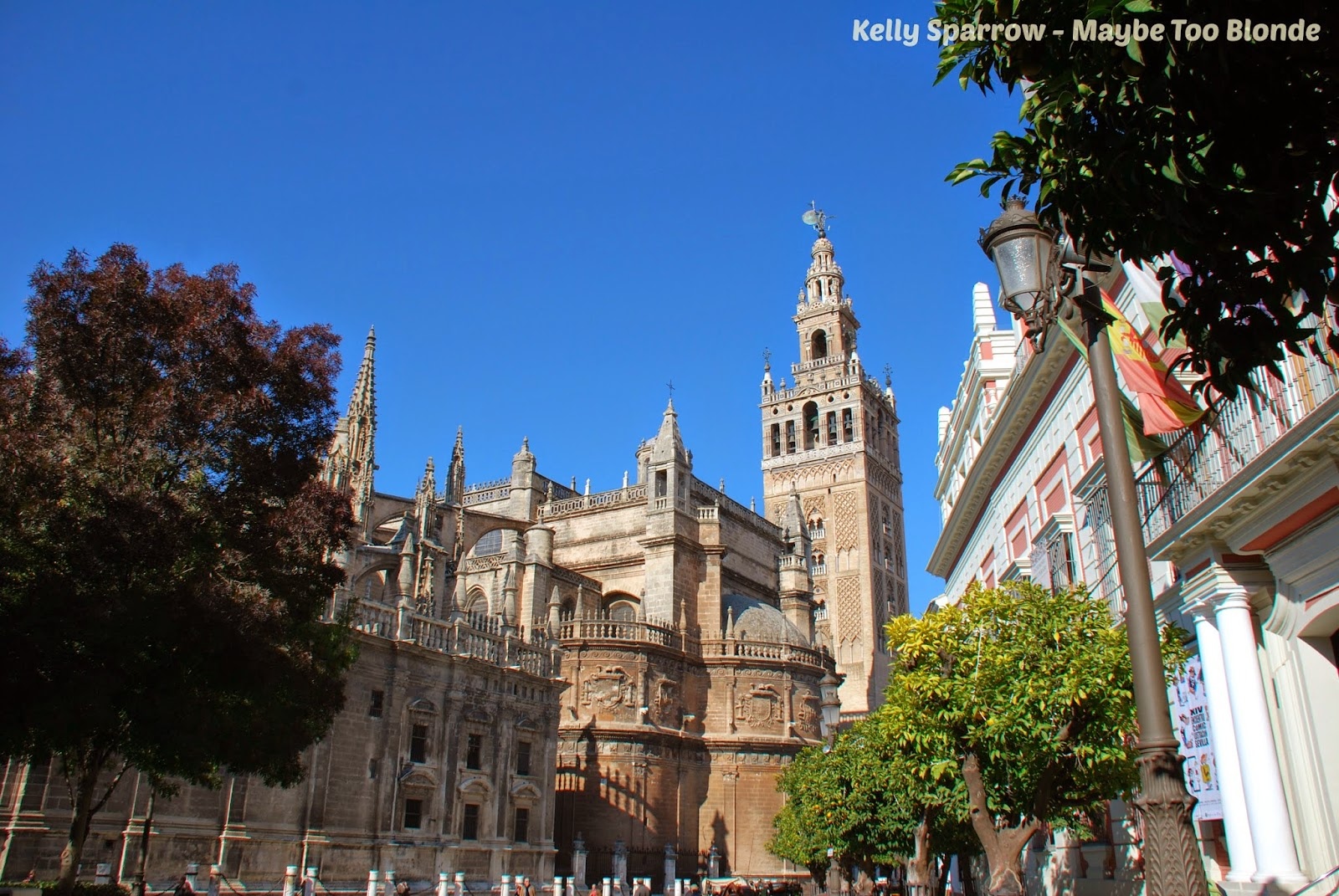 Giralda Seville, Spain