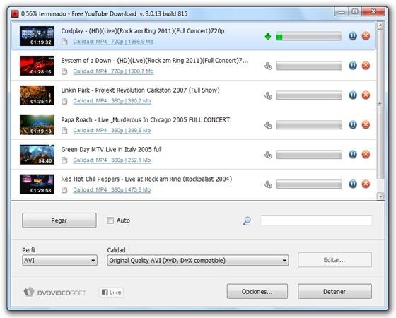 descargar programa gratis para bajar videos de youtube en espanol