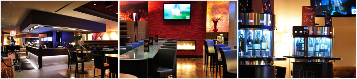 Dinner and a Movie - Review of IPIC - Redmond, Redmond, WA ...