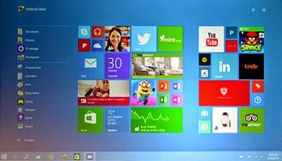 continuum mode windows 10