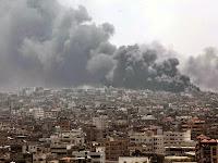 Agresi Israel ke Gaza Dalam Angka