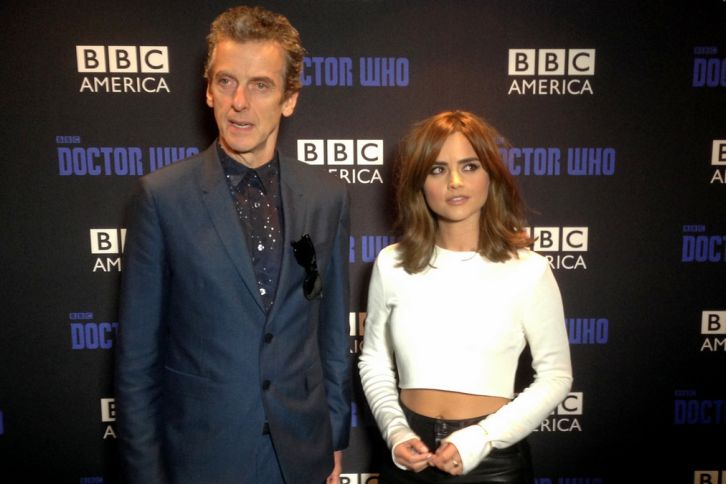 Doctor Who - Season 9 - Peter Capaldi Confirmed, Jenna Coleman yet to sign contract