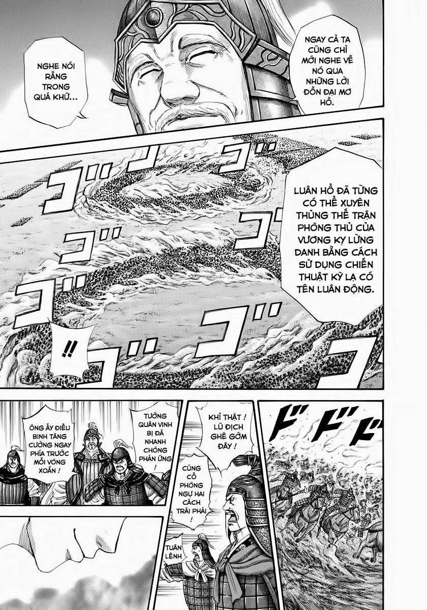 Kingdom – Vương Giả Thiên Hạ (Tổng Hợp) chap 225 page 7 - IZTruyenTranh.com