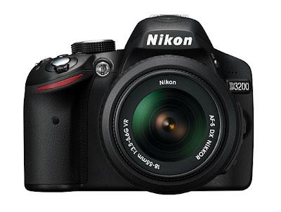 Nikon Meluncurkan D3200