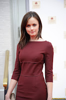 Alexis Bledel The Conspirator Premiere at Ford's Theater in Washington DC