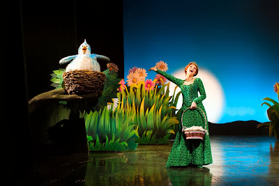 Carley Stenson as Fiona in Shrek the Musical