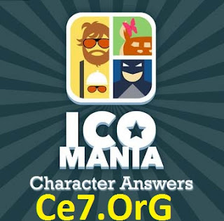 Icomania Level 16/17 Answers Cheats, Walkthrough for Android and360