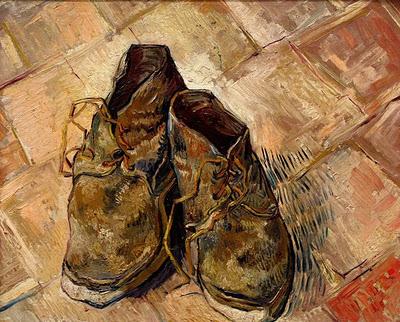 Os sapatos do poeta