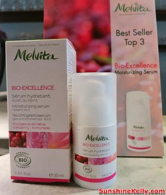 Melvita Bio-Excellence Moisturizing Serum, Melvita Top 10 Best Sellers, Organic skincare, organic beauty care, Melvita