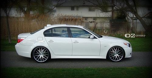 BMW Car Images - 545 bmw