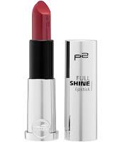 p2 Neuprodukte August 2015 - full shine lipstick 040 - www.annitschkasblog.de