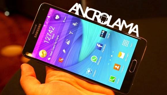 Galaxy Note 4 Tanıtımı Resmileşti