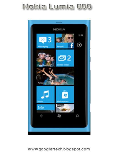 lumia 800 bd