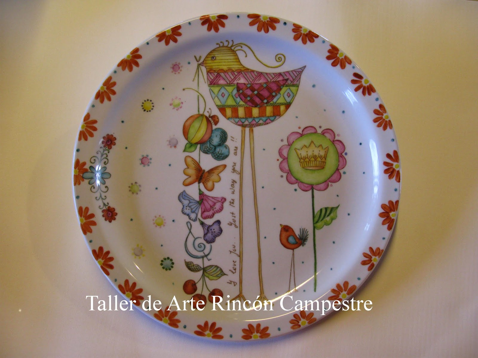 Taller de arte rinc n campestre septiembre 2013 for Taller de artesanias