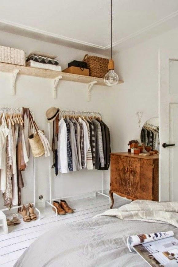 vestidor vintage, retro