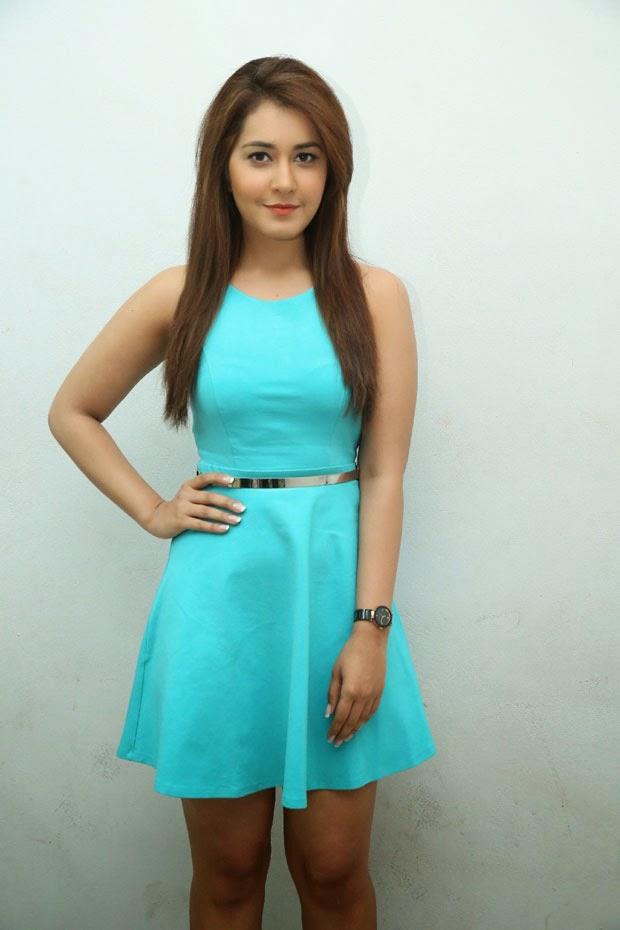 Actress Rashi Khanna Photos shoot in Jil Movie Release Date Press ...