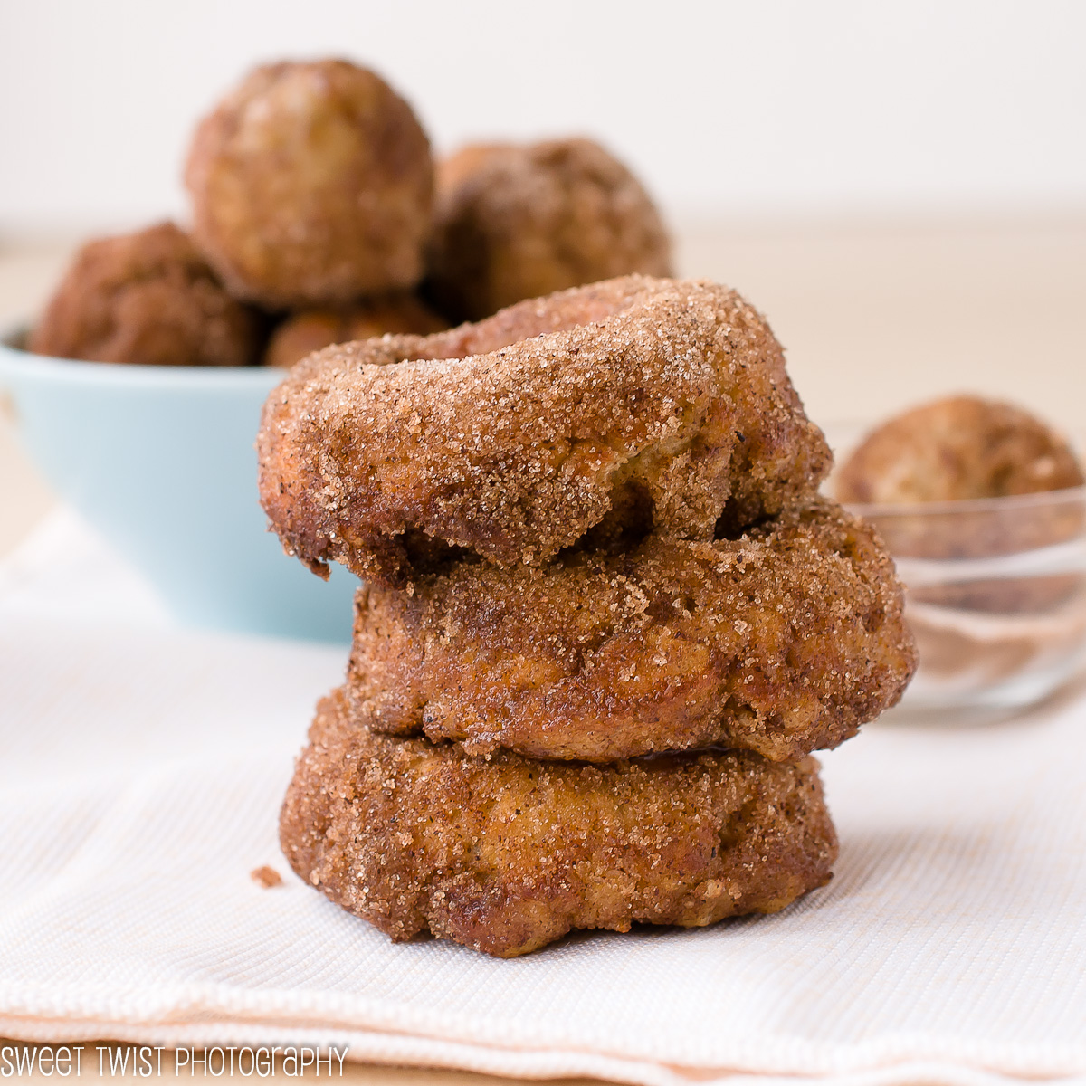 Gluten-Free Baked Banana Cinnamon Sugar Doughnuts (A Guest Post from ...