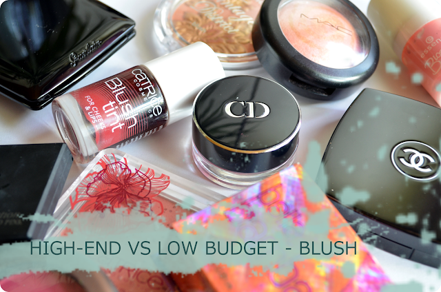 High-End vs Low Budget - Blush