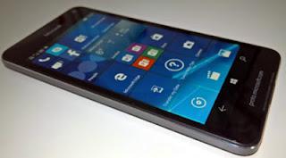 leaked lumia 650