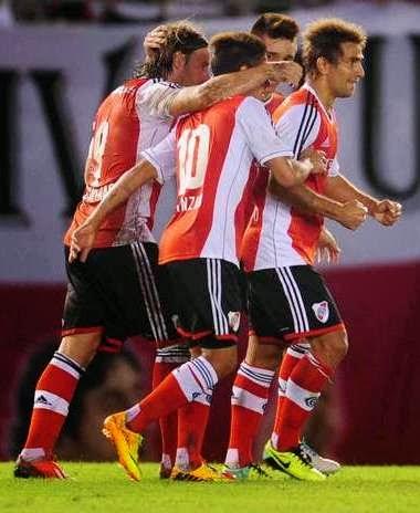 River Plate, Gimnasia y Esgrima de La Plata, Torneo Final, Ponzio, gol,