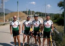 Ruta en bici a Peñas Blancas Estepona VIDEO