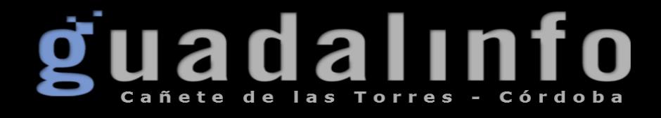 Centro Guadalinfo de Cañete de las Torres