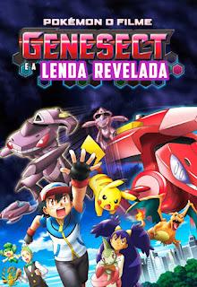 Pokémon O Filme: Genesect e a Lenda Revelada - BDRip Dublado