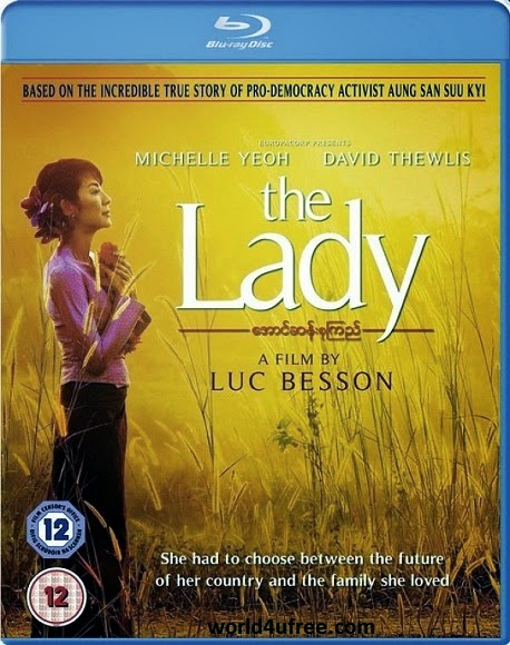 The Lady 2011 Hindi Dubbed Dual BRRip 720p 1GB