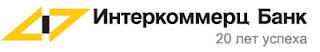 Интеркоммерц Банк логотип