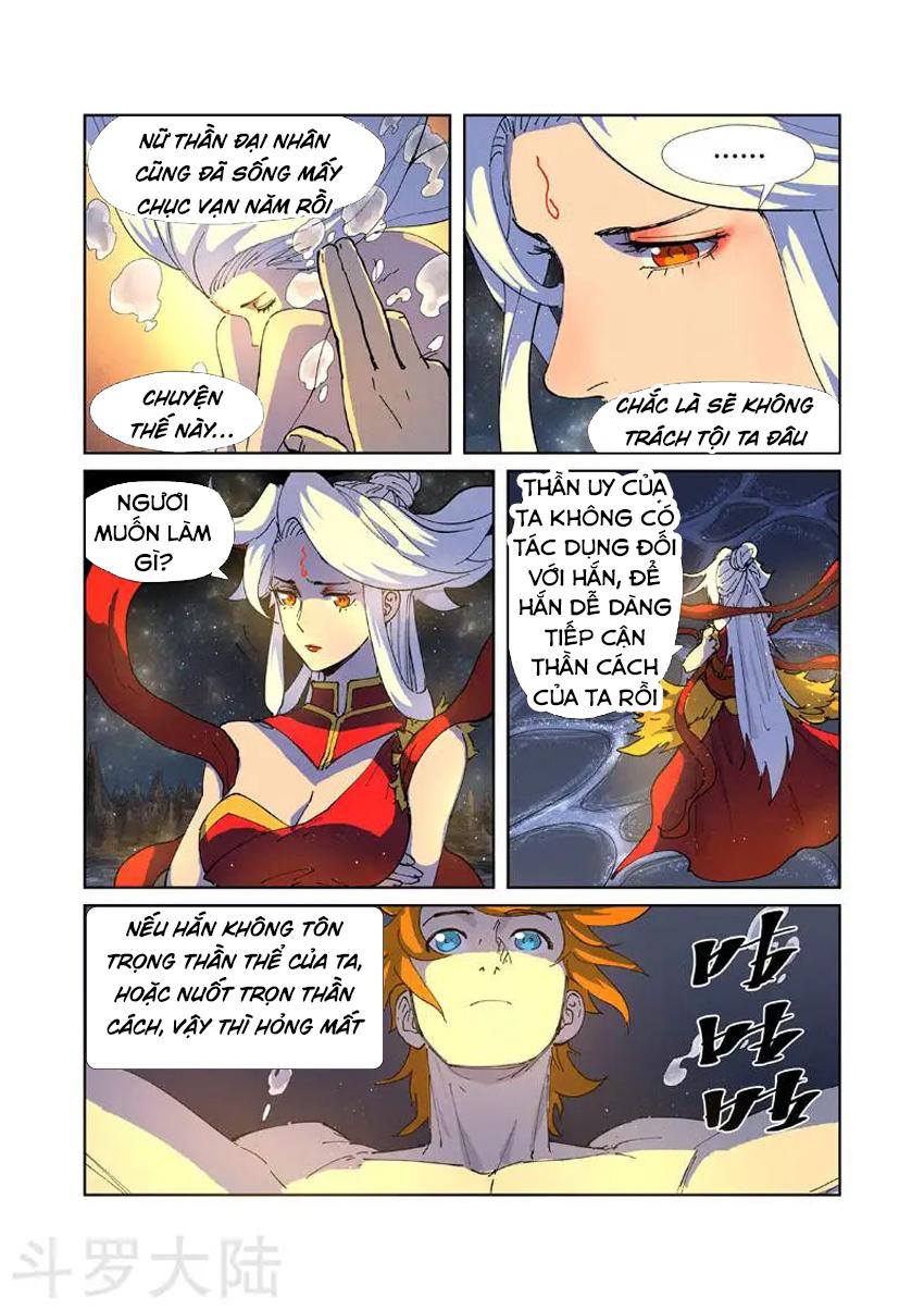 Yêu Thần Ký chap 225 - Trang 9