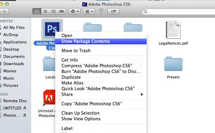crack adobe photoshop cs6 osx