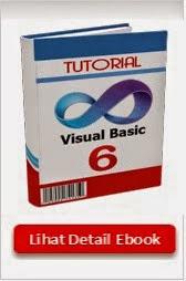 Download Gratis Ebook Panduan Belajar Visual Basic 6.0, Ebook Tutorial Visual Basic Lengkap, Panduan Belajar Microsoft Visual Basic, Tutorial Ebook Visual Basic 6.0 Lengkap, Pengenalan dan Tutorial Lengkap Visual Basic 6.0, Membuat Aplikasi Rental Movie Dengan Visual Basic 6.0, Cara Menggunakan Visual Basic 6 bagi Pemula, Download EBook Visual Basic 6.0 Full Bahasa Indonesia