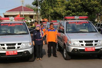 Pemkot Surabaya Sediakan Pelayanan Ambulan Gratis bagi Warga Kota