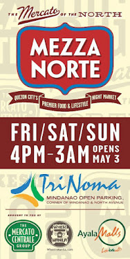Mezza Norte now in Trinoma grounds
