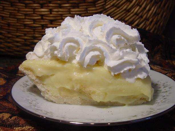 Sisters Luv 2 Cook: Banana Cream Pie