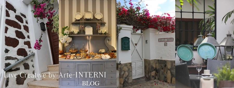 Live Creative by Arte- INTERNI blog o wnętrzach, projektowanie wnętrz i nie tylko