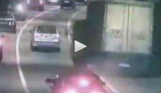 Video Ngeri Seram Pelik Kemalangan